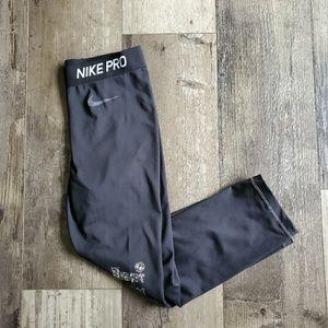 Nike pro capris S
